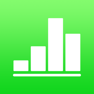 Numbers Productivity app