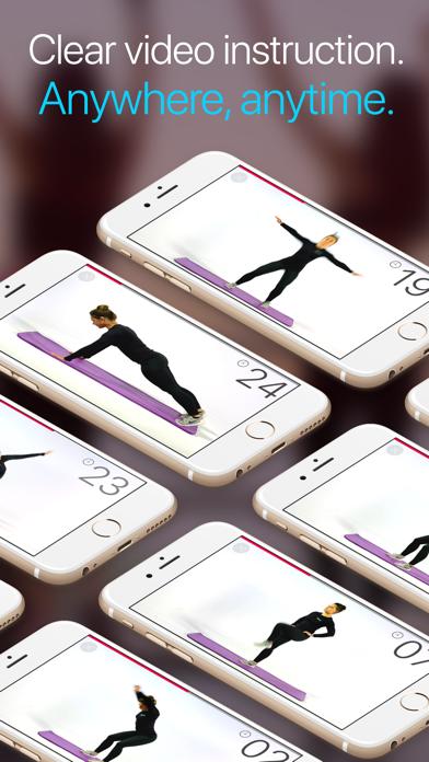 Wonder 7 Minute Workout App screenshot 2