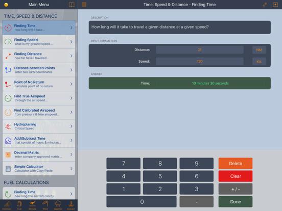 E6B Aviation Calculator | App Price Drops