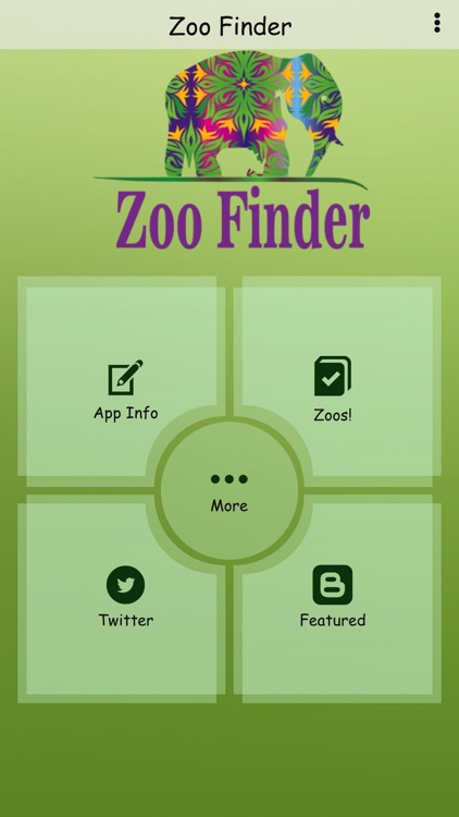 Zoo Finder screenshot-0