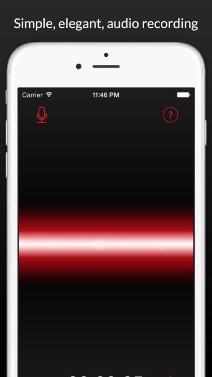 SimpleMic screenshot-0