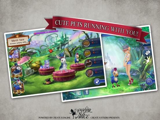 Rushing Alice Screenshots