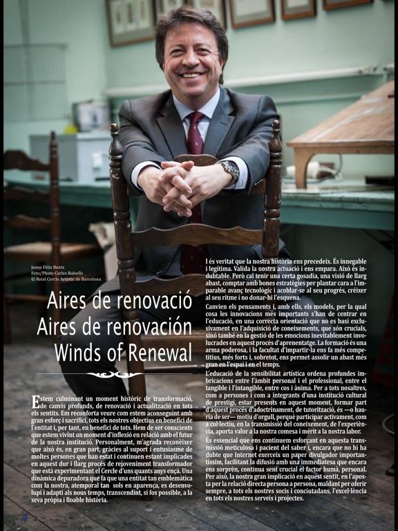 CERCLE (Magazine) screenshot 9