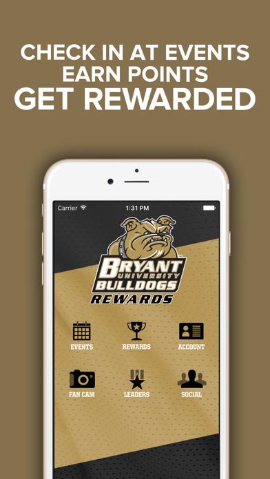 Bryant Bulldog Rewards