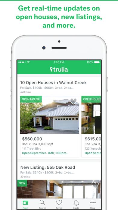 download Trulia Real Estate apps 4