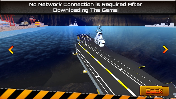 Warship Battle-Naval Attack 3D screenshot-4