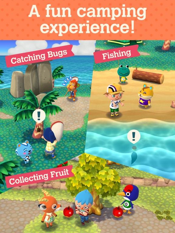 Animal Crossing: Pocket Camp screenshot 8