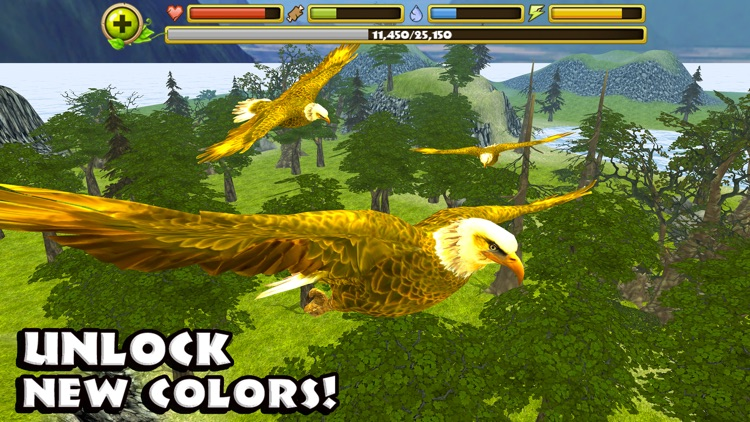 Eagle Simulator screenshot-4