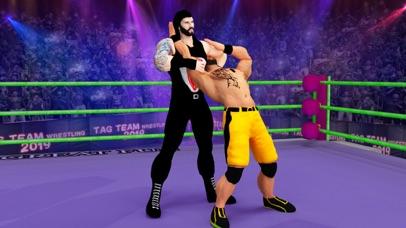 Real Wrestling Revolution 3d screenshot 5