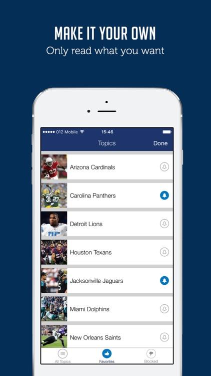 NFLNation - News & Live Scores