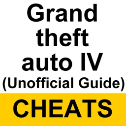 Cheats for Grand Theft Auto IV
