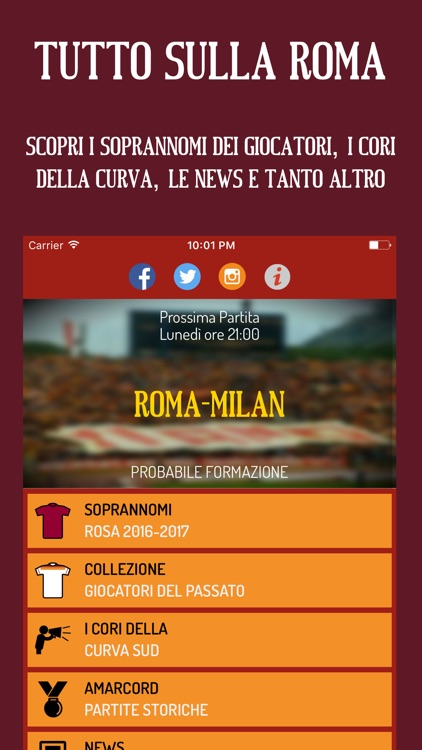 Core de Roma screenshot-1
