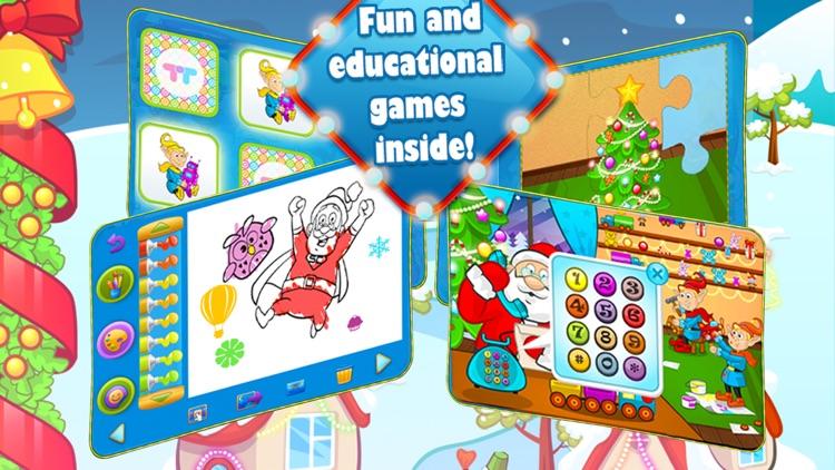 Super Santa Christmas Story