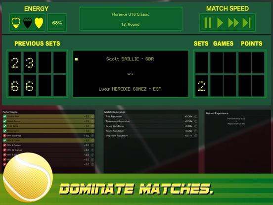Tennis Superstar screenshot 8