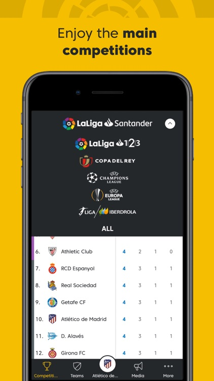 LaLiga: Spanish Soccer League screenshot-7