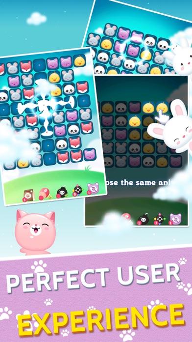 Screenshot for 动物消消乐园 -呆萌宠物宝宝的欢乐消除世界 in Pakistan App Store