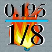 Decimal To Fraction Converter app review