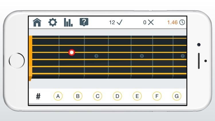 Fret Trainer - Learn Fretboard screenshot-0