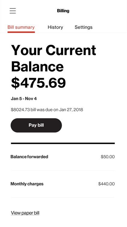 My Verizon For Business screenshot-3