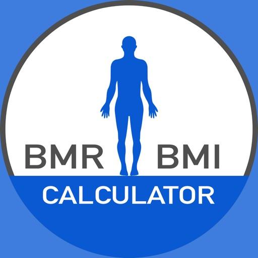 BMR Calculator with BMI Calc