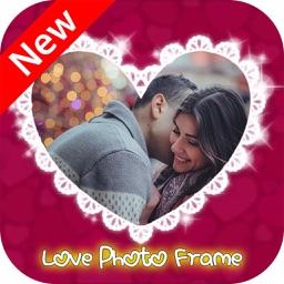Love Photo Frame - Love Frames