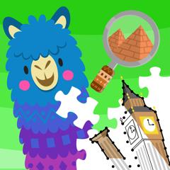 Pacca Alpaca Reise Spielespaß