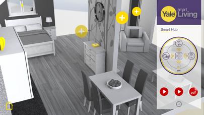 Yale Smart Living AR screenshot four