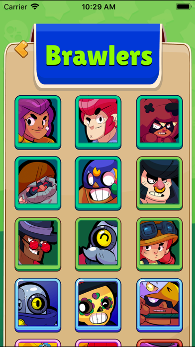 Guide For Brawl Stars Pro Help screenshot two