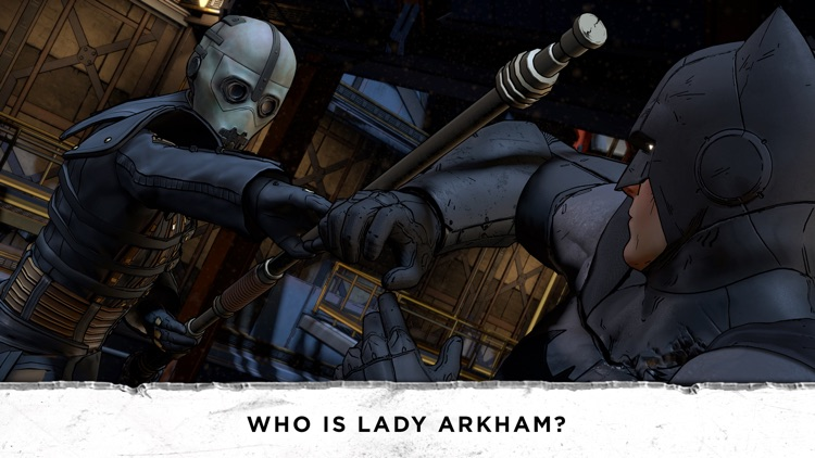 Batman - The Telltale Series screenshot-3
