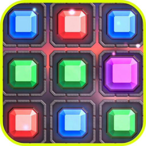 Magic Gems Puzzle 2