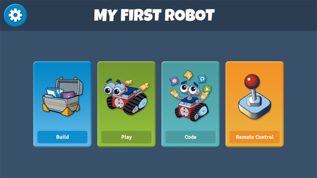 My First Robot App on the App Store