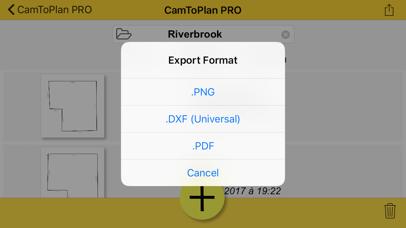 download CamToPlan PRO apps 3