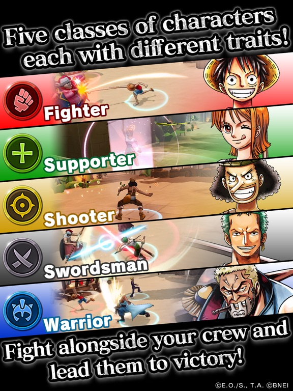 ONE PIECE Bounty Rush screenshot 7