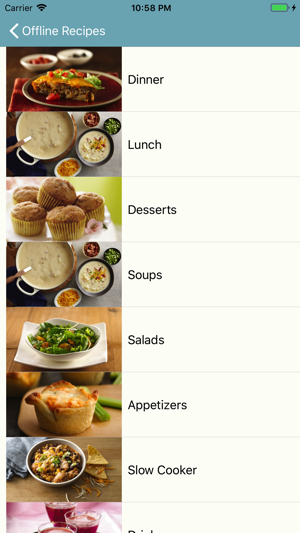 Offline recipes on the app store forumfinder Choice Image