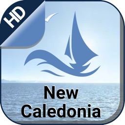 New Caledonia Nautical Charts
