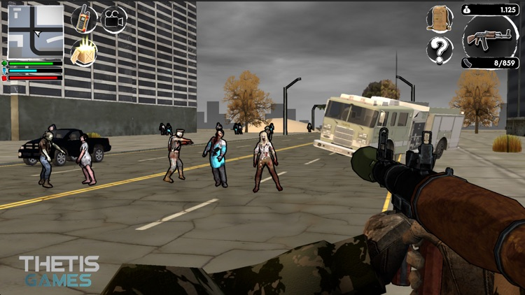 Dead Apocalypse Survival HD screenshot-3