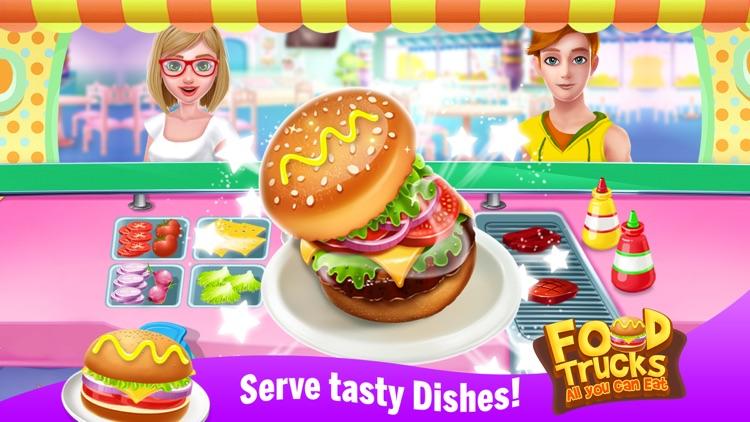 Food Trucks - All you can Eat screenshot-4