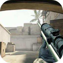Combat Sniper Shoot