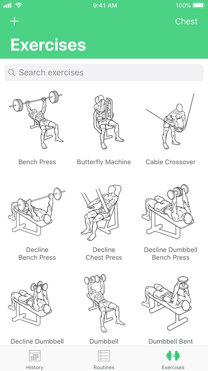 Fitrack Workouts