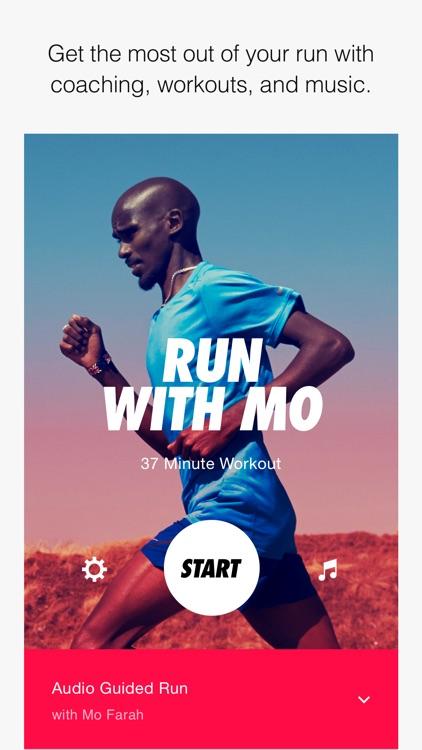 Nike+ Run Club screenshot-0