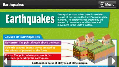 Geography GCSE Pocket Poster screenshot four