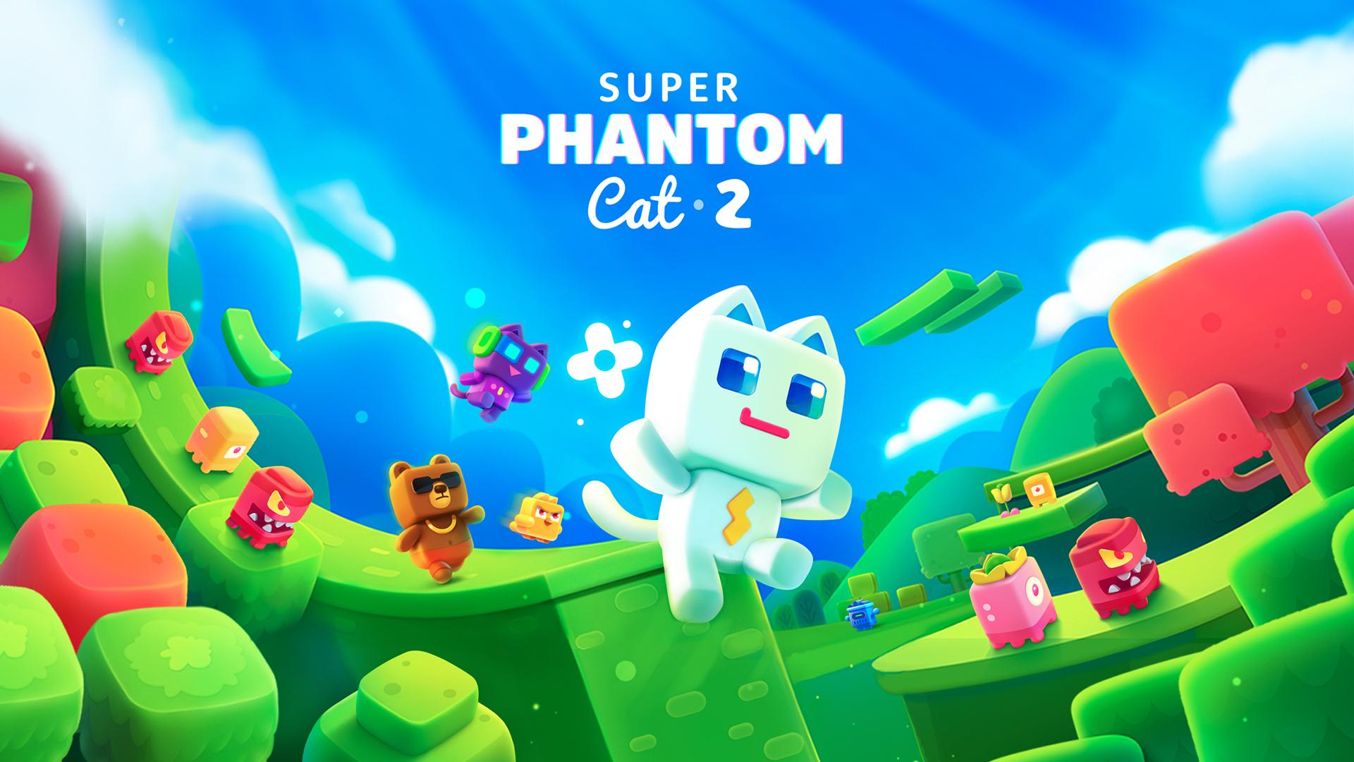 Super Phantom Cat 2 screenshot 15