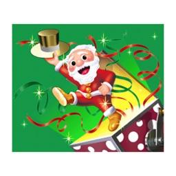 Santa Claus-Christ Mas Happy
