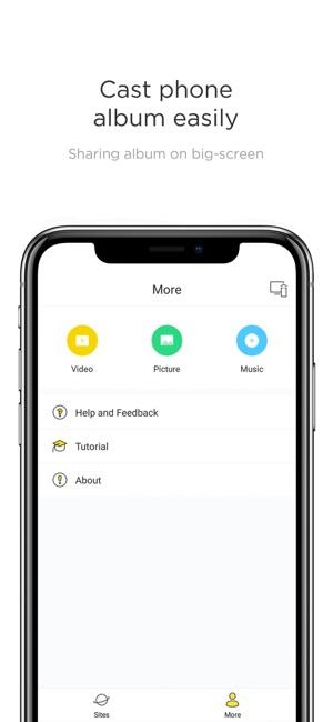 QuickCast to FireTV Chromecast on the App Store
