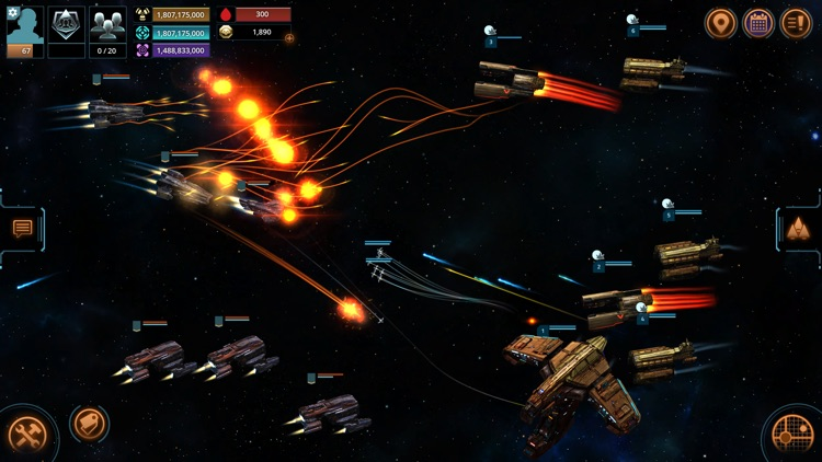 VEGA Conflict screenshot-2