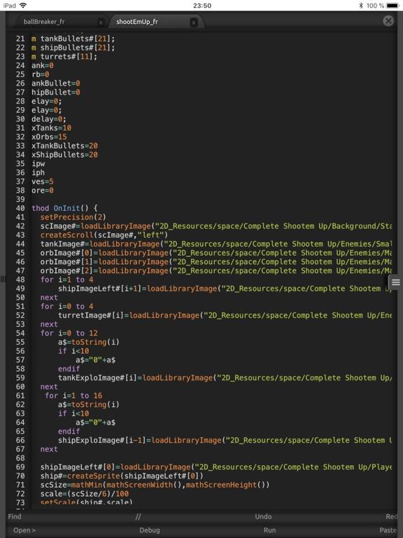 Sprite Basic Game Programming screenshot 6
