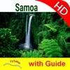 Samoa HD Travel Map Navigator