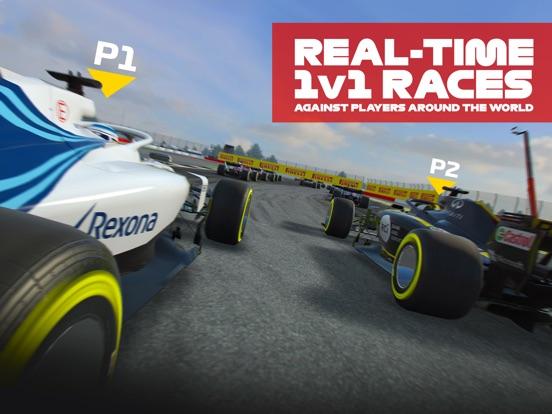 Screenshot #4 for F1 Mobile Racing