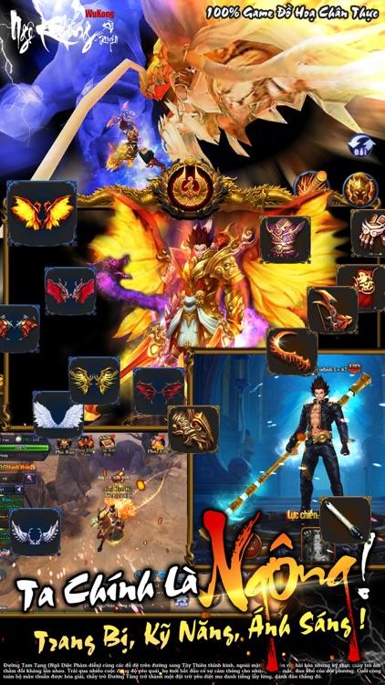 Wukong - Ngộ Không Kỳ Truyện screenshot-4
