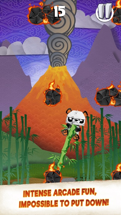 Cranky Bamboo! screenshot 1